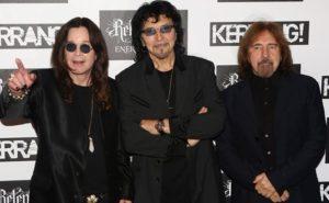 Black Sabbath nolançamento do álbum 13