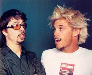 Taylor Hawkins substituiu William Goldsmith em 1997