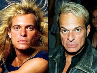 david lee-roth-van-halen-roqueiros-famosos-antes-e-depois-rock-na-veia