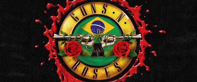 Relembre Os Shows Do Guns N' Roses No Brasil