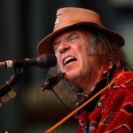 Neil Young At The 16th Annual Bridge School benefit concert
