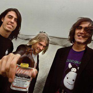 Nirvana em 1991