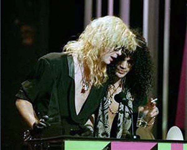 slash-duff-american-music-awards-1990-rock-na-veia