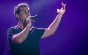 Serj Tankian vocalista da banda