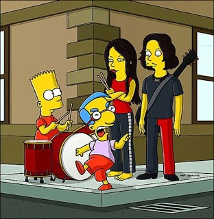 The White Stripes no seriado Os Simpsons