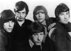yardbirds deu origem ao Led Zeppelin no final dos anos 60